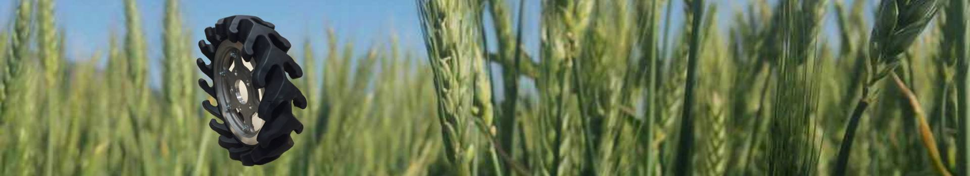 Emu Tracker Wheels